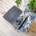 Activated Charcoal & Tea Tree Vegan Soap