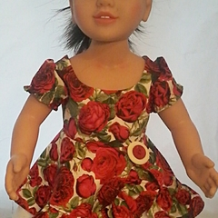 Sunday Best - Rose  sundress