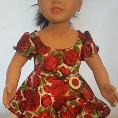 Sunday Best - Rose  sundress