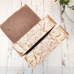 Vegan Cinnamon & Almond Handmade Soap