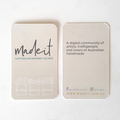 Seller Business Cards