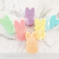 Easter Bunny Rabbit Soap ~ cute, handcrafted glycerine soaps ~ little hands size