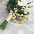 Wedding Horseshoe Keepsake, Personalised Horse shoe Wedding, Horseshoe for Bride