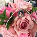 Photo Charm for Brides Bouquet, Bouquet Picture Charm, Wedding Keepsake