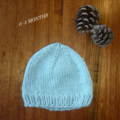 Organic Cotton Baby Hat