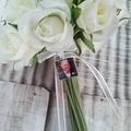 Wedding Bouquet Photo Charm, Memory Locket, Memory Charm Wedding Keepsake