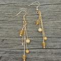 Golden Trinket Earrings