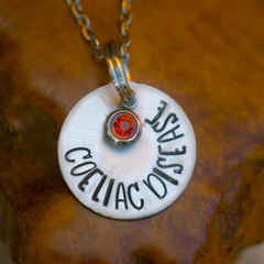COELIAC DISEASE - Necklace