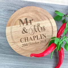 Personalised Cheese Board, Custom Cutting Board, Housewarming Gift