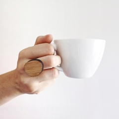 Statement ring - wooden ring - sustainable - eco friendly jewellery - ring
