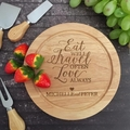 Cheese Board Personalised, Cheese Board Set, Cheese Board Engraved Gift