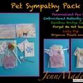 Pet Sympathy Packs