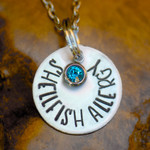 SHELLFISH ALLERGY - Necklace
