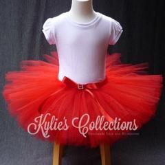 ~ Ruby Red Tutu ~