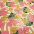 Geraldine Blossom Flower Dangles