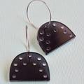 Black Mountain Earrings