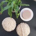 Sisal Hemp Crochet Body Scrubber - Bath Sponge - Plastic Free