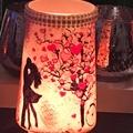 Romantic Love Jar