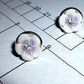 10mm Stud earrings.