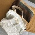 Tote Bag - Mixed Fabric Scraps