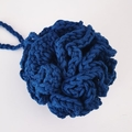 Crochet Shower Shower Pouf - Bath Pouf - Organic Cotton - Handcrocheted