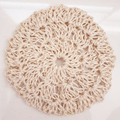 Shower Body Sponge - Soap saver - Soft Crochet Hemp Yarn - Reusable