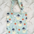Teacher Tote Bag | Library Bag Child | Owl Bag for Kids | Back to School