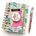 Flamingo Button Badge, Flamingo Pin Badge, Metal Pin Button - BGE012