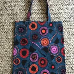 Gum blossom library/shopping bag