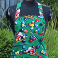 Classic Style Apron in Quality Pool Table Fabric