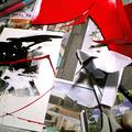 Original art, collage - Cunning Plan