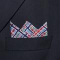 Handkerchief - Men's Large 40 x 40cm Liberty of London, Progeny