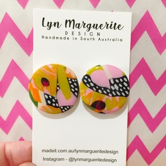 Marguerite Large Studs