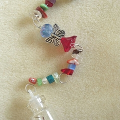 Guardian Angel 👼 Sun catcher 🌞 Wish 💫 Bottle Ornament ~ No. 9