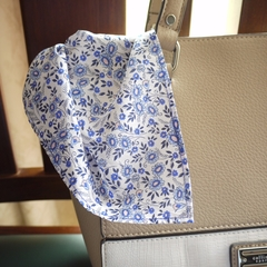 Handkerchief - Ladies 30 x 30cm Liberty of London, Alpine Daisy