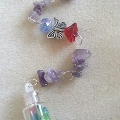 Guardian Angel 👼 Sun catcher 🌞 Wish 💫 Bottle Ornament ~ No. 8