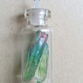 Guardian Angel 👼 Sun catcher 🌞 Wish 💫 Bottle Ornament ~ No. 8