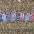 Handkerchief - Men's Large 40 x 40cm Liberty of London , Ten Six