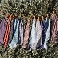 Handkerchief - Men's Large 40 x 40cm Liberty of London , Seth Rankine
