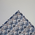 Handkerchief - Men's Large 40 x 40cm Liberty of London, Wolf Pack
