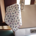 Handkerchief - Ladies 30 x 30cm Liberty of London, Flip, Flap, Fly