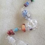 Guardian Angel 👼 Sun catcher 🌞 Wish 💫 Bottle Ornament ~ No. 4