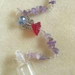 Guardian Angel 👼 Sun catcher 🌞 Wish 💫 Bottle Ornament ~ No. 10