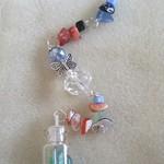 Guardian Angel 👼 Sun catcher 🌞 Wish 💫 Bottle Ornament ~ No. 3