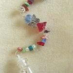 Guardian Angel 👼 Sun catcher 🌞 Wish 💫 Bottle Ornament ~ No. 9