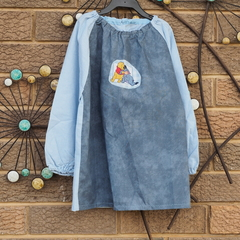 Toddler's art smock Age 2-3 Pooh