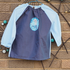 Toddler's art smock Age 2-3 Frozen