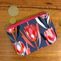 Coin purse - Protea