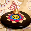 Incense Holder And Dish