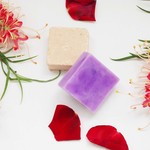 Bloom Shampoo and Conditioner Bar Set (Small)